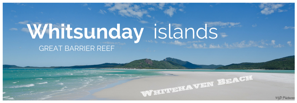 Whitsundays island