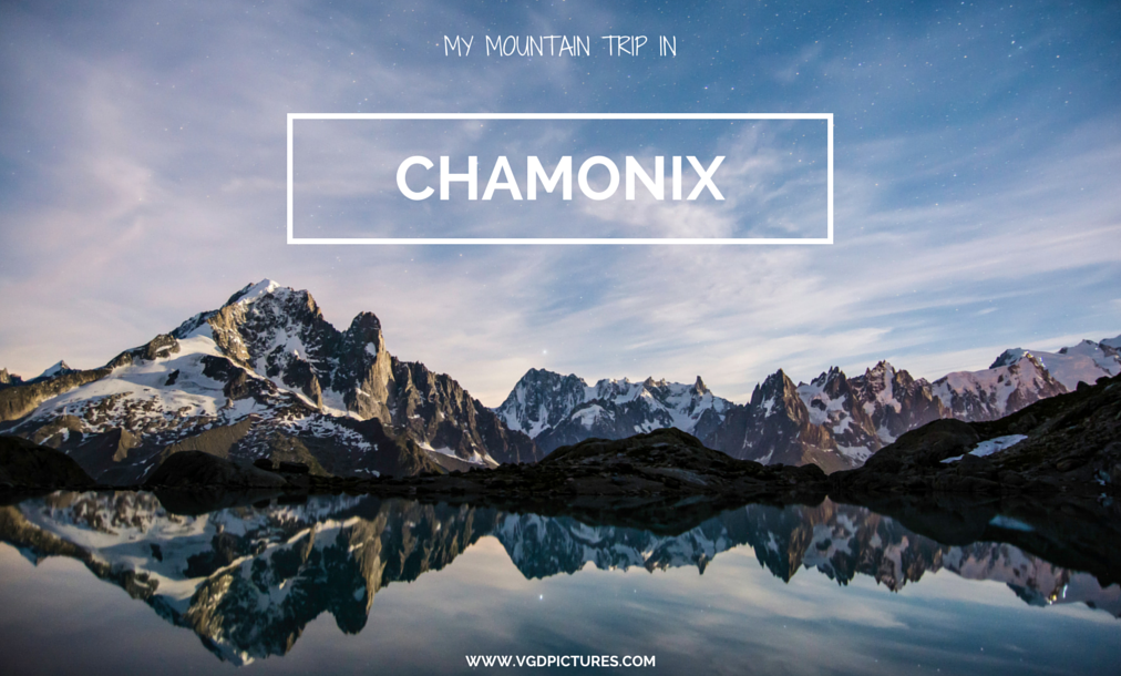 My Mountain Trip in Chamonix