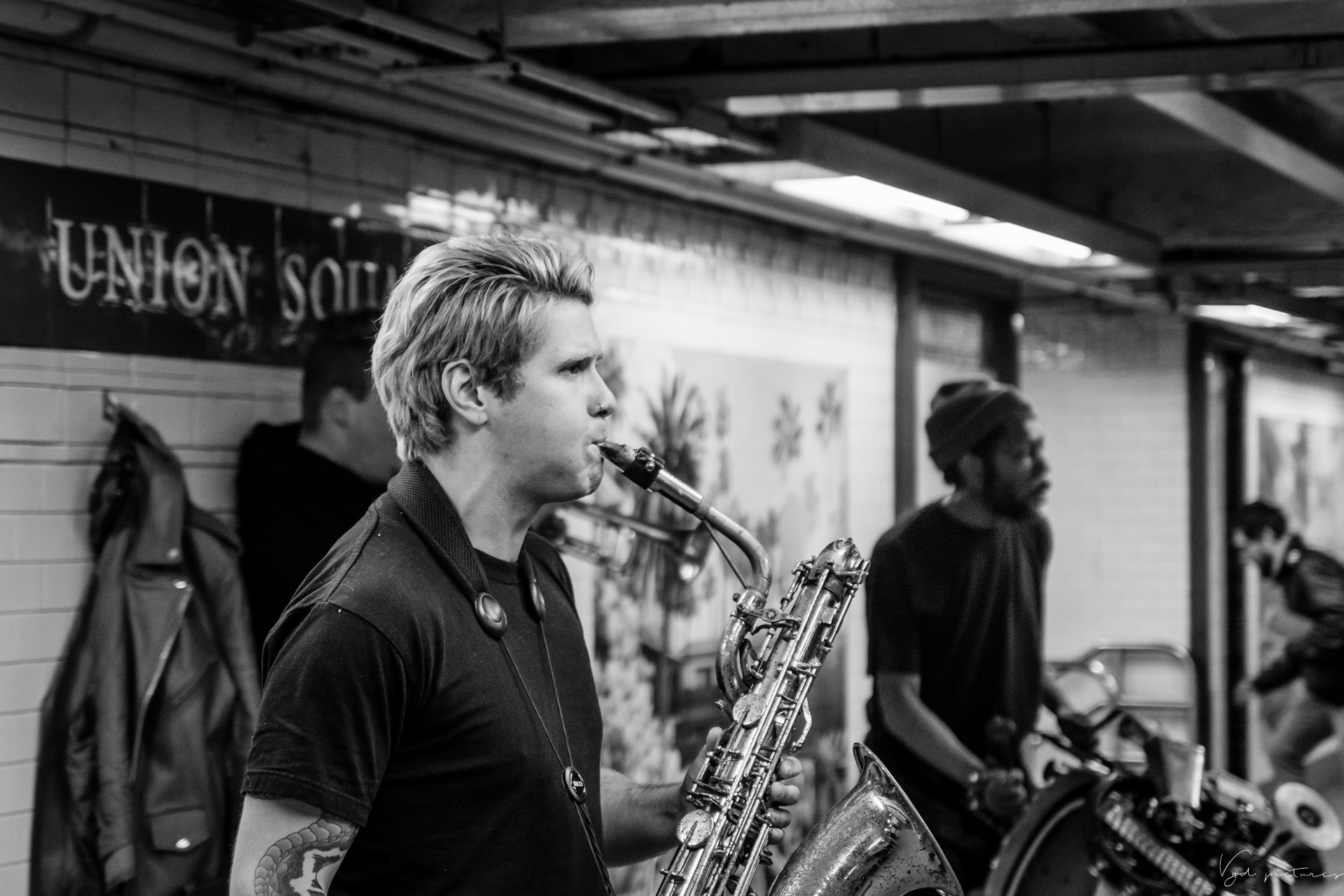Too Many Zooz At Union Square