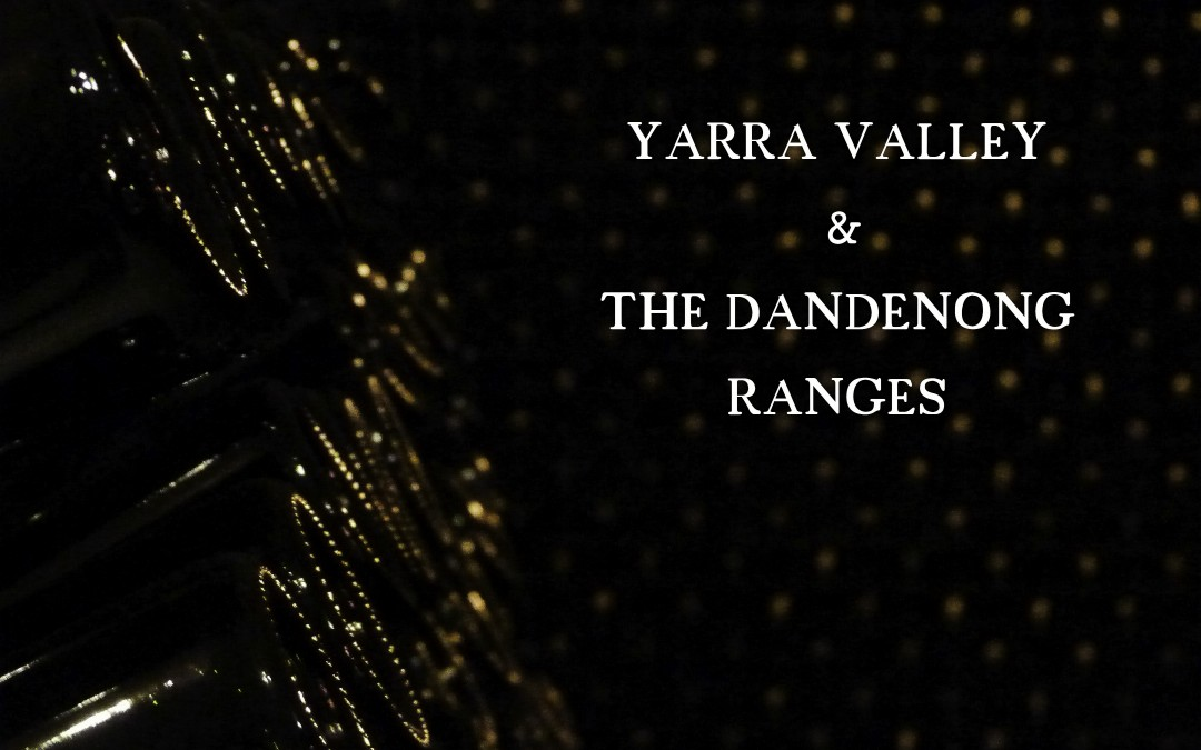 Yarra Valley & The Dandenong Ranges, mars 2013